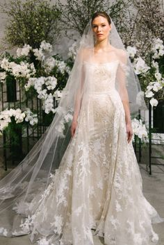 bridal shops Were so excited to share the Anne Barge Spring 2020 collection with our brides! The latest collection from Anne Barge features the romantic, feminine silhouettes that Anne Ba Anne Barge Wedding Dresses, White Bridal Dresses, Little White Dresses, Designer Wedding Dresses, Bridal Gowns, Wedding Gowns, Off Shoulder Ball Gown, Trumpet Gown, Dress Hairstyles