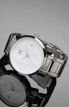 Silver Pearl: just one of the amazing styles in our women's collection of watches. See the rest and order yours today with free worldwide shipping from mvmtwatches.com
