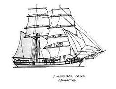 brigantine ship - Google Search