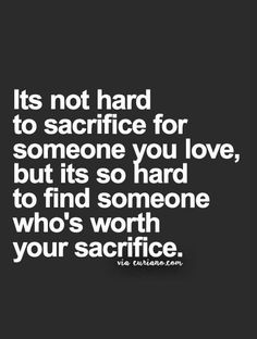 Sacrifice Quotes True #love Is #sacrificeit Is In Giving Not In Getting In Losing