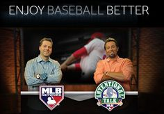 mlb network....chris rose and kevin millar
