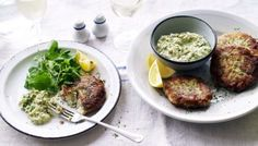Give fish cakes a Scandi twist with this tangy recipe that Rick Stein picked up in Copenhagen.