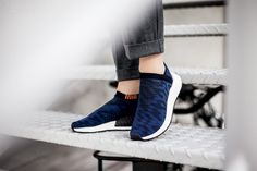 best loved db13e 11a4c adidas NMD CS2 PK Hexa Navy