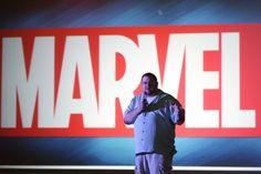 Marvel apresenta super-heróis em show ao vivo nos EUA
