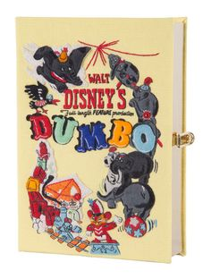 Les sacs et minaudières-livres Olympia Le-Tan x Disney, DUmbo, éléphants