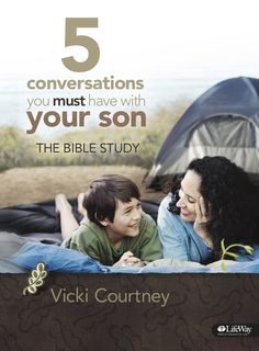 5 Conversations You Must Have With Your Son Bible Study Member Book