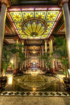 Driskill Hotel Lobby | Flickr - Photo Sharing!