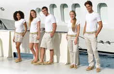 yacht crew uniforms - Google Search