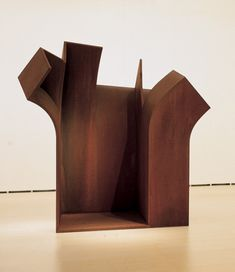 Collection Online | Eduardo Chillida. Advice to Space V (Consejo al espacio V). 1993 - Guggenheim Museum