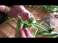 UDesign with Ardith 3. - Halla Leaf Rosette - YouTube