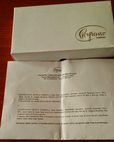 Euro Contest: Peyrano Golosità di Cioccolato da Oltre Cento Anni