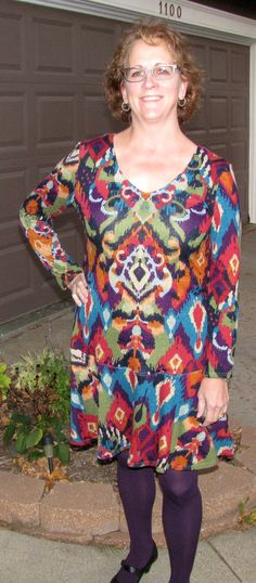 Pattern Reviews> McCall's> 7244 (Misses' Dresses)