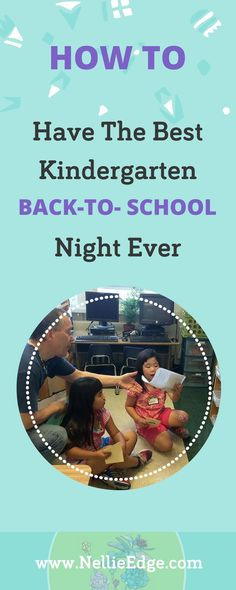 How to Have the Best Kindergarten Back-to-School Night Ever: Family Scavenger Hunt Step-by-Step. Families' first visit to kindergarten is organized. First Grade Teachers, Kindergarten Teachers, Student Teaching, Kindergarten Activities, Fun Activities, Back To School Night, First Day Of School, Preschool Learning, Fun Learning