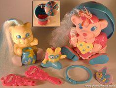 Keypers [Tonka 1985-1990] Series 2 Bears