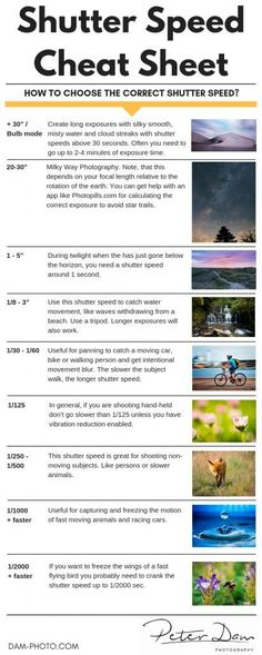 Photography Guide to Mastering Aperture, ISO & Shutter Speed www.photography-r… - Photography Guide to Mastering Aperture, ISO & Shutter Speed Shutter Speed Photography, Photography Settings, Dslr Photography Tips, Photography Cheat Sheets, Photography Challenge, Exposure Photography, Photography Lessons, Photography For Beginners, Photoshop Photography
