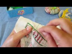 Cutwork Embroidery, Make It Yourself, Crafty, Stitch, Crochet, Youtube, Flowers, Scrappy Quilts, Craft