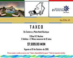 e-FUNPASS Año 10 No. 411 :) Taxco
