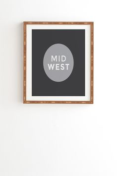 Buy Framed Wall Art with Mid West designed by Zoe Wodarz. One of many amazing home décor accessories items available at Deny Designs. Dorm Room Art, Buy Frames, Home Decor Accessories, Framed Wall Art, House Design, Dorm Art, Architecture Design, House Plans, Home Design