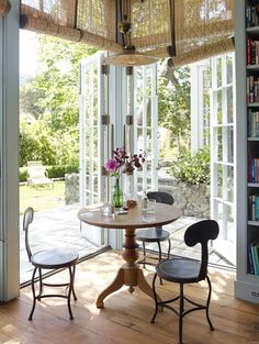 Understated elegance and quiet beauty spring to mind when I look at these pictures. The house d...