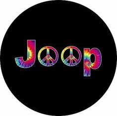Jeep Peace Sign Tie Dye Spare Tire Cover for Jeep RV Camper& sizes available& Custom Spare Tire Covers, Jeep Spare Tire Covers, Jeep Tire Cover, Tire Covers For Jeeps, Jeep Wrangler Tire Covers, Jeep Covers, Automatic Pool Cover, Tired Funny, Discount Tires