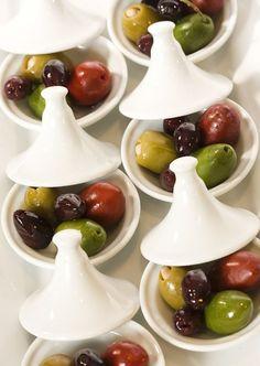 Olive  tajine