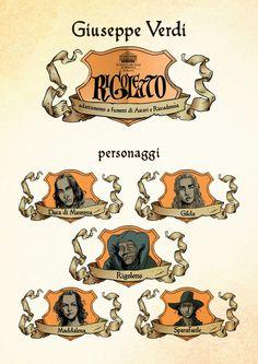 Comic-Soon: RIGOLETTO DI GIUSEPPE VERDI, FUMETTO DI ASCARI E R...