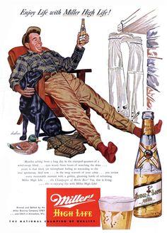 Miller High Life - 19520800 Argosy