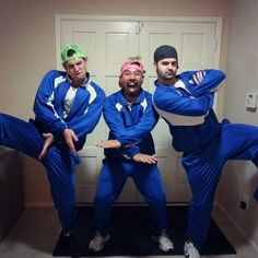 Pin for Later: 100+ Halloween Costume Ideas Inspired by the '90s Beastie Boys