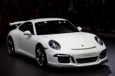 2014 Porsche 911 GT3 shows up at the Geneva Motor Show