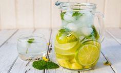 Detoxikačná voda pre ploché brucho, kontrolu pocitu hladu a prečistenie | Top Magazín