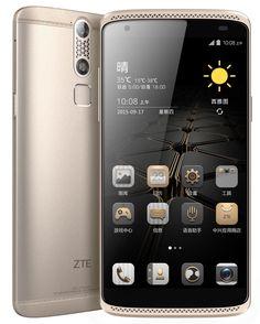 New ZTE Axon Mini 3GB+32GB Dual (B2016) 4G LTE Factory Unlocked Smartphone Gold