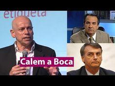 TRÊS PONTAS PARA SEMPRE: Leandro Karnal Cala a Boca de Malafaia e Bolsonaro...