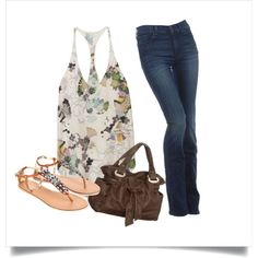 """Spring Love"" by mcdowelln on Polyvore"