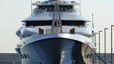 Megayacht Attessa IV [HD]