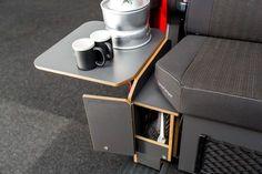 Ausstattungsoption anzeigen   Der SpaceCamper VW T6 Camping-Ausbau - Reisemobil, Wohnmobil, Campingbus und Alltagsfahrzeug in Darmstadt