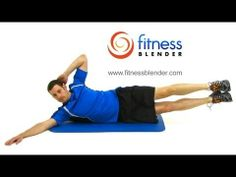 30 Minute At Home Abs  Cardio Workout - Fitness Blender Cardio  Abs Exercises i-workout