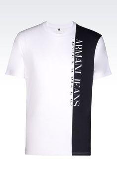 cbfb2734e1 13 Best SS18 T-shirt images | T shirts, Emporio Armani, Menswear