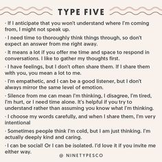 Communication with Enneagram Type 5 Intj Intp, Mbti, Introvert, Type 5 Enneagram, Intj Personality, Personality Psychology, Psychology Quotes, Infj Type, Thing 1