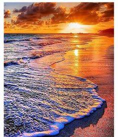 Beach Sunset - Diamond Paint Kit – Paradigm Goods