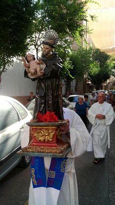 San Antonio de Padua. Lanjarón #Alpujarra #Granada