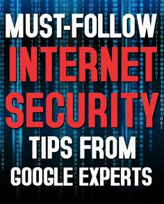 You have a tremendous amount of data stored online. Stay safe with these excellent tips.