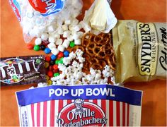 5 Popcorn Recipes For Your March Madness Stress-Eating