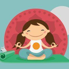 Mindfulness. Meditaciones guiadas para niñas y niños en la casa o en el colegio. Disfruta de los múltiples beneficios que os ofrecerá.