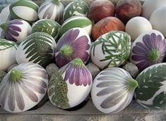 Uova di Pasqua colorate Made in Bettina Nagel