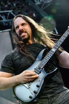 John Petrucci - Guitarist for Dream Theater ---- Download MAGNITUDE 9 on ITunes or Amazon MP3 if you like melodic metal / progressive metal