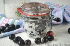 Olive nere sotto sale
