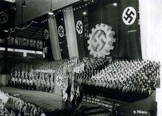 In a stadium at Luna Park, Buenos Aires, Argentina 1938.