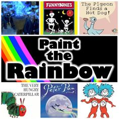 Image of Paint the Rainbow - September 2015