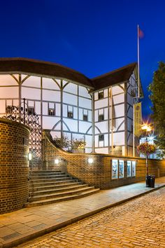 The Globe - London. I love this theater house