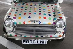 Famous Artists Turn Cars Into Canvases In Automobile-Centric Exhibition